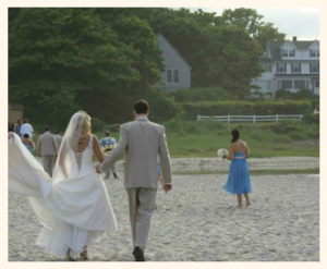 Good Harbor Beach Wedding