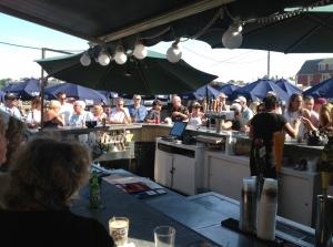 outdoor bar captain carlos restaraunt