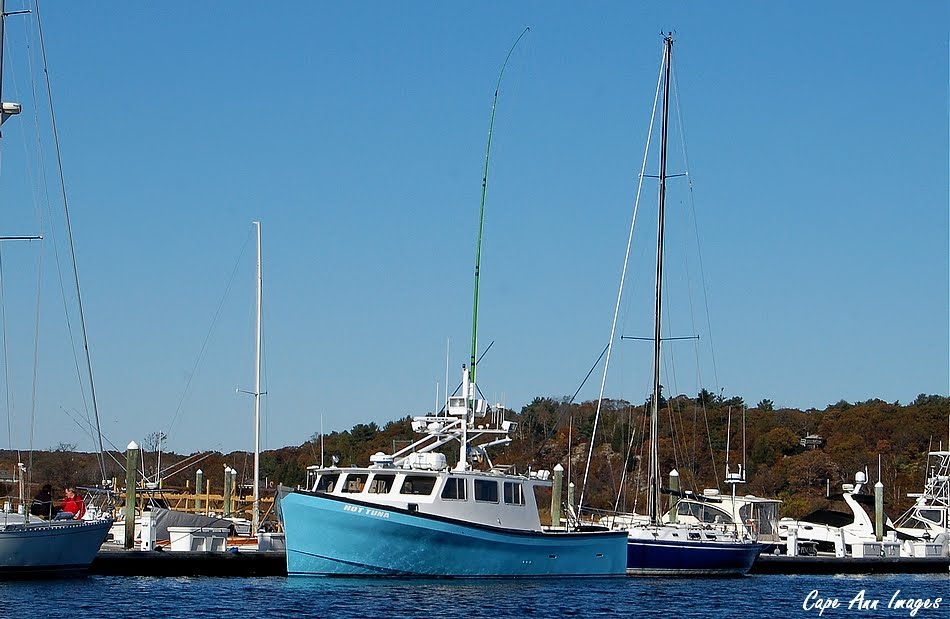 Hot Tuna Boat Wicked Tuna