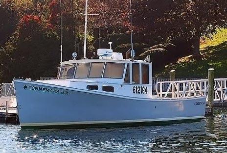 Gloucester Charter Boat Dock