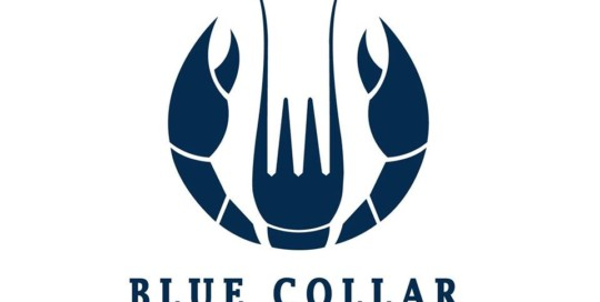blue collar lobster co. logo